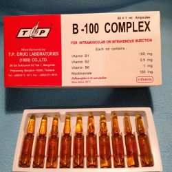 B100 injections